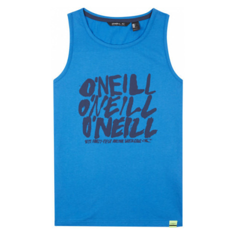 O'Neill LB 3PLE TANKTOP blue - Boys' tank top
