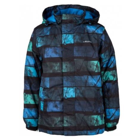 Lewro LEE 116-170 blue - Kids' snowboard jacket
