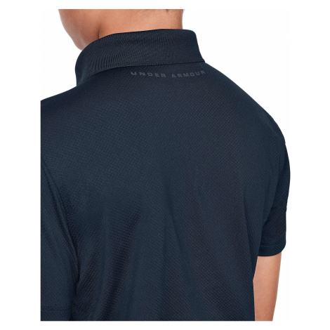 Under Armour Kids Polo Shirt Blue