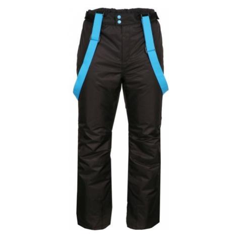 ALPINE PRO MANT black - Men's ski pants