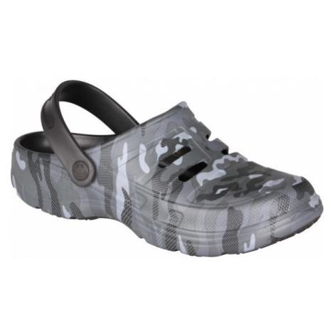 Coqui KENSO gray - Men's sandals