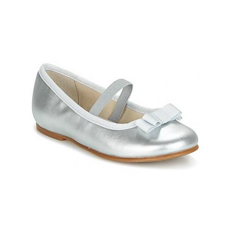 Garvalin GARDEN girls's Children's Shoes (Pumps / Ballerinas) in Silver Garvalín