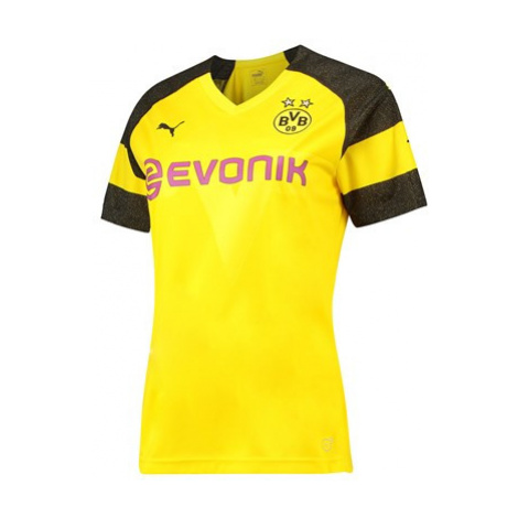 BVB Home Shirt 2018-19 - Womens Puma