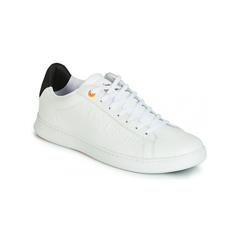 Le Coq Sportif BREAK TECH men's Shoes (Trainers) in White