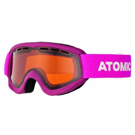 Atomic SAVOR JR pink - Children's ski goggles