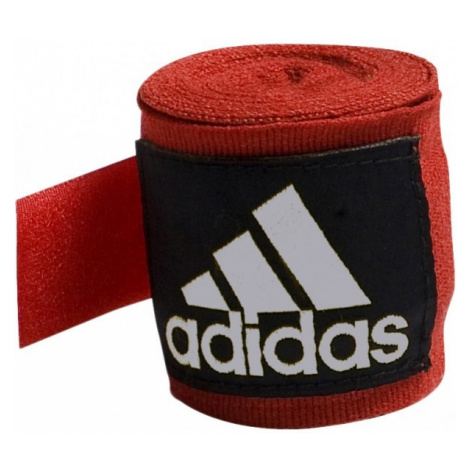 adidas BOXING CREPE BANDAGE 5X2,5 RD red - Boxing Hand Wraps