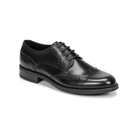 Carlington LOUVIAN men's Casual Shoes in Black