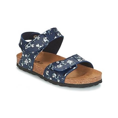 Citrouille et Compagnie BELLI JOE boys's Children's Sandals in Blue