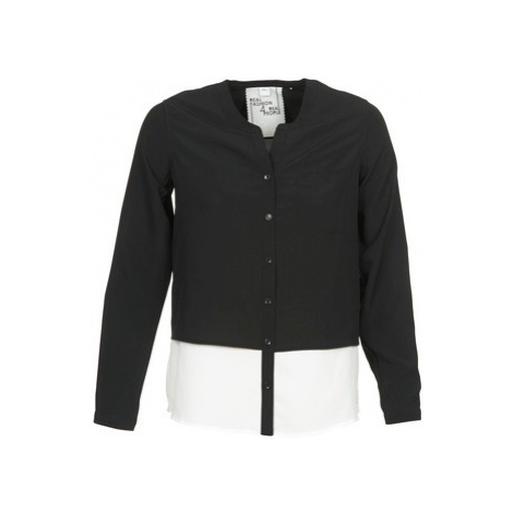 S.Oliver LAUREL women's Shirt in Black