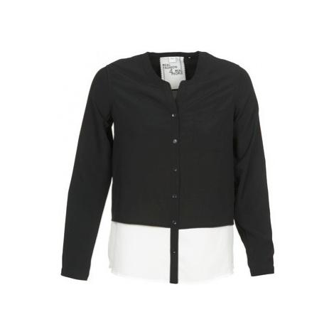 S.Oliver LAUREL women's Shirt in Black