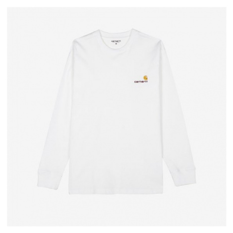 Carhartt L/s American Script T-shirt Carhartt WIP
