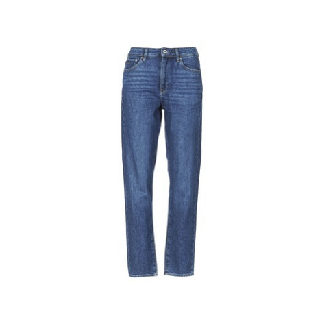 G-Star Raw 3301 HIGH STRAIGHT 90'S ANKLE women's in Blue