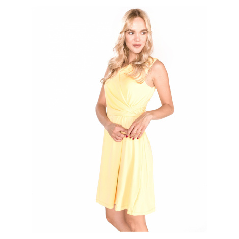 Tommy Hilfiger Barbara Dress Yellow