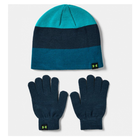 Boys' UA Beanie & Glove Combo Under Armour