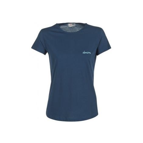 Yurban IHOULOU women's T shirt in Blue