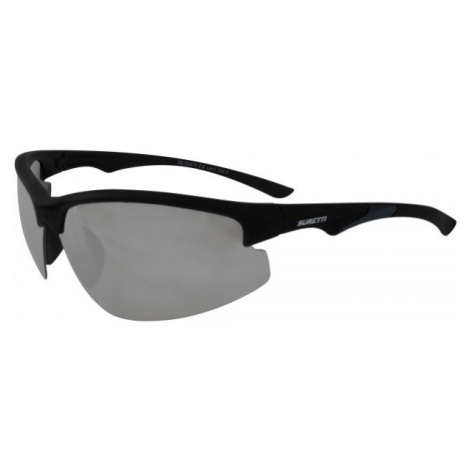 Suretti S5475 black - Sporty sunglasses