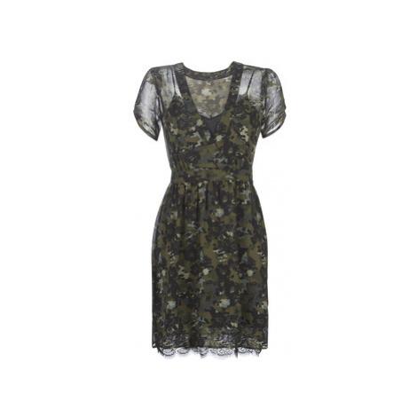 Ikks BP30315-56 women's Dress in Green