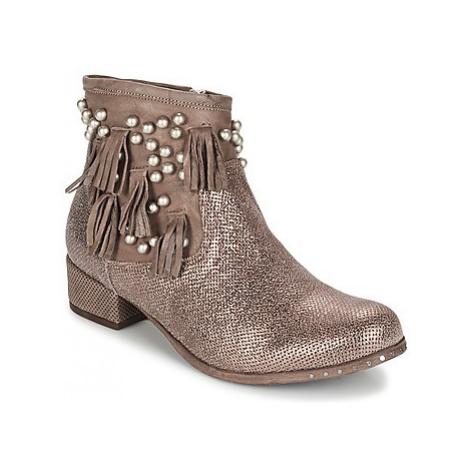 Mimmu MOONSTROP women's Mid Boots in Brown
