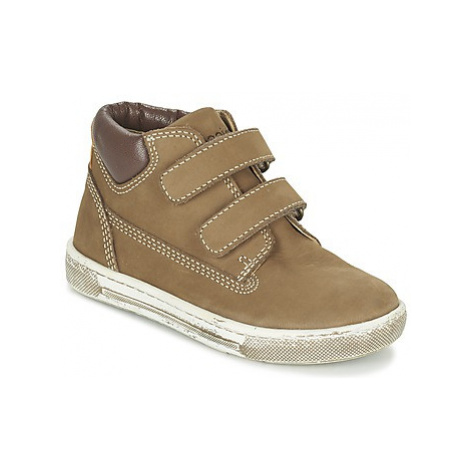 Chicco CARINO boys's Children's Mid Boots in Brown
