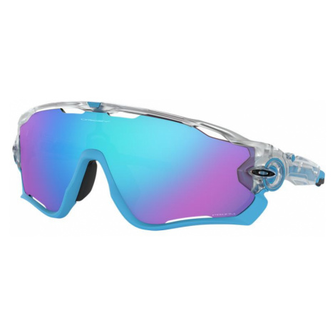 Oakley Man OO9290 Jawbreaker® - Frame color: Transparent, Lens color: Blue, Size 01-31/121