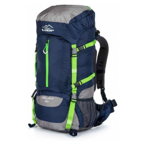 Loap EVOLUTION 60 blue - Hiking backpack