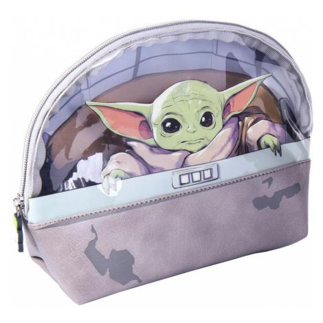 Star Wars The Mandalorian - Grogu Toilet bag multicolour
