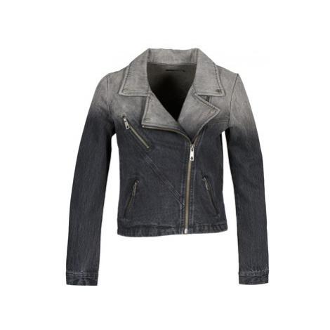 Volcom DENIMES women's Denim jacket in Black
