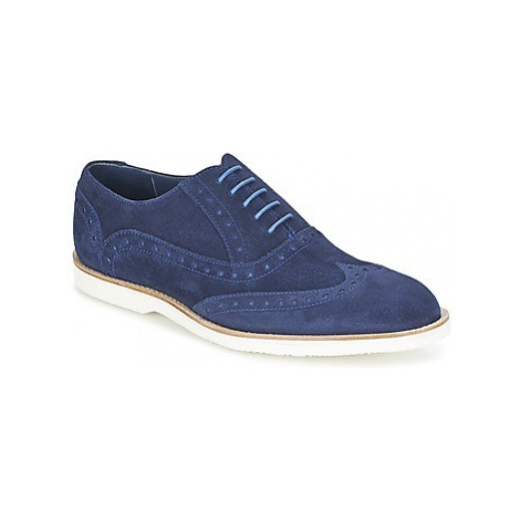 Barker AVENGER men's Smart / Formal Shoes in Blue