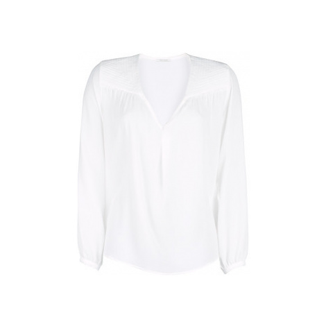 Ikks BN13015-11 women's Blouse in White