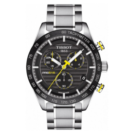 Mens Tissot PRS516 Chronograph Watch T1004171105100