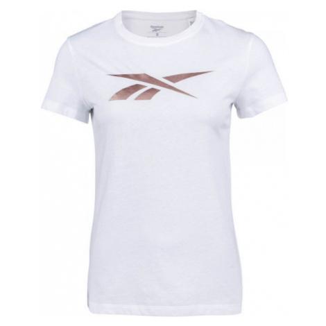 Reebok TRAINING ESSENTIALS VECTOR GRAPHIC TEE white - Women's T-shirt