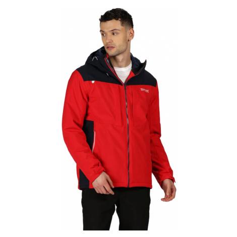 Regatta Highton Stretch Waterproof Insulated Padded Hooded Walking Jacket - AW20