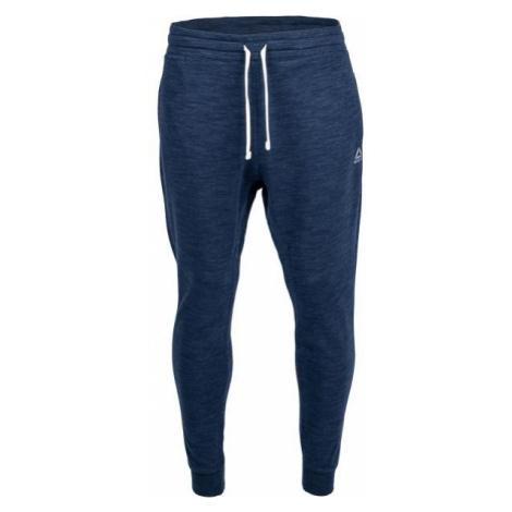 Reebok MARBLE MELANGE JOGGER dark blue - Men's pants
