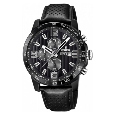 Mens Festina The Originals Chronograph Watch F20339/6