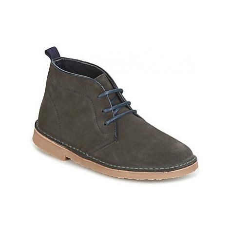 Citrouille et Compagnie HITOU boys's Children's Mid Boots in Grey