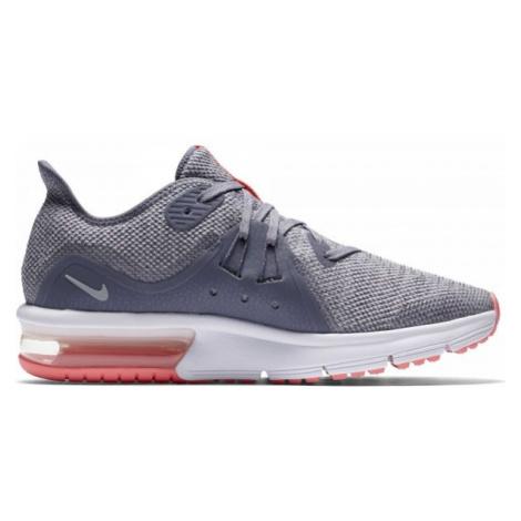 Nike AIR MAX SEQUENT 3 GS dark gray - Children's running shoes