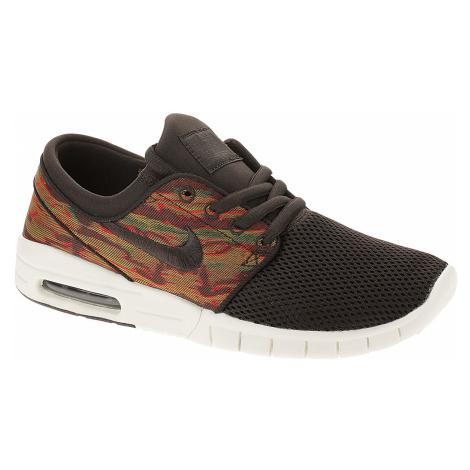 shoes Nike SB Stefan Janoski Max - Velvet Brown/Velvet Brown/Sail - men´s