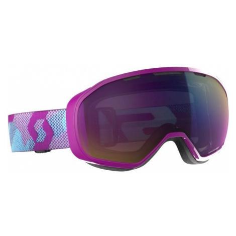 Scott FIX purple - Ski goggles