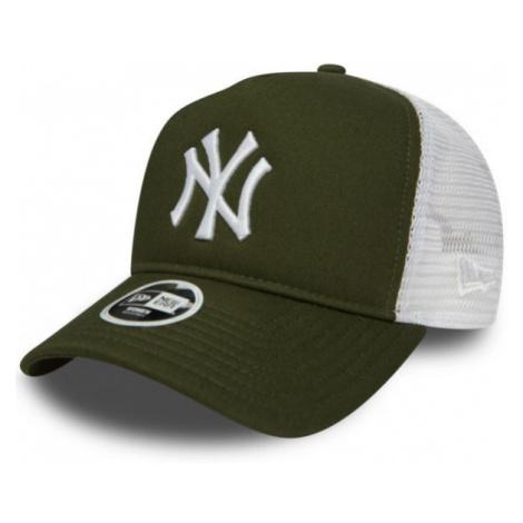 New Era 9FORTY MLB AF TRUCKER WMNS ESSENTIAL NEW YORK YANKEES white - Women's club trucker hat