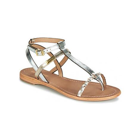 Les Tropéziennes par M Belarbi HILATRES women's Sandals in Silver