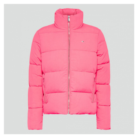Tommy Jeans Women's Tjw Modern Puffer Jacket - Glamour Pink Tommy Hilfiger