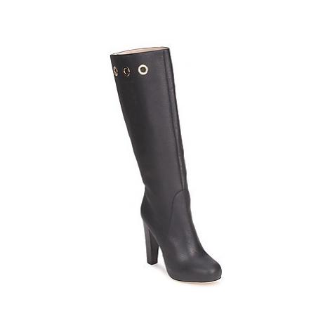 Escada EUDOXIE women's High Boots in Black