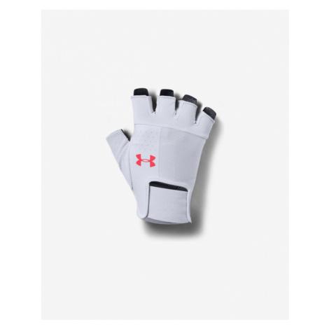 Under Armour Gloves White