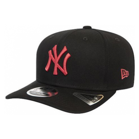 New Era 9FIFTY STRETCH SNAP MLB LEAGUE NEW YORK YANKEES black - Men's baseball cap