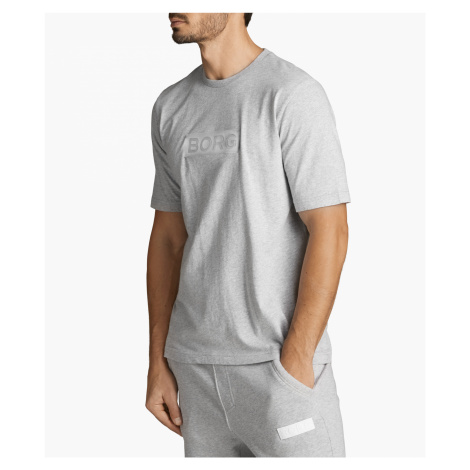 BORG SPORT TEE H108BY LIGHT GREY MELANGE Bjorn Borg