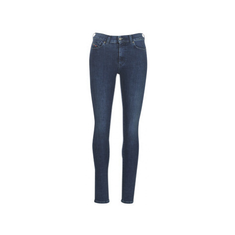 Diesel D ROISIN women's Skinny Jeans in Blue