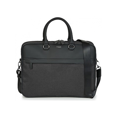 Hexagona MERCURE men's Briefcase in Black