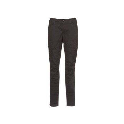G-Star Raw ROVIC MID SKINNY women's Trousers in Black