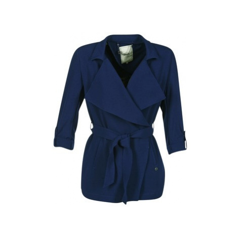 Kaporal ALLAN women's Trench Coat in Blue