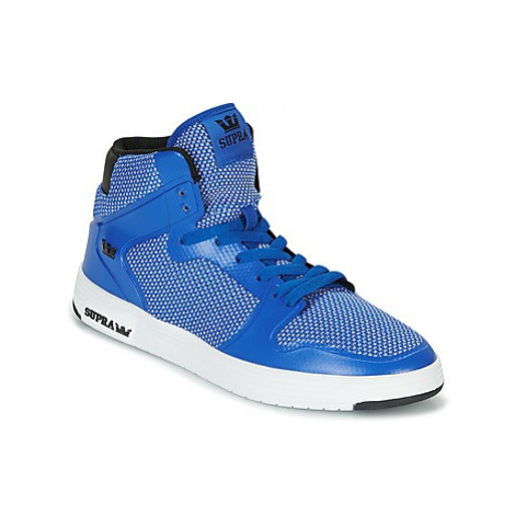 Supra VAIDER 2.0 men's Shoes (High-top Trainers) in Blue